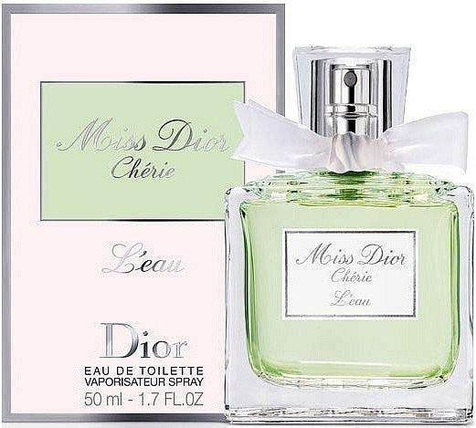 Christian Dior Miss Dior Cherie L`Eau. Eau De Toilette 100 Ml   Женская Туалетная  Вода Мисс Диор Чери Лью 100 — в Категории