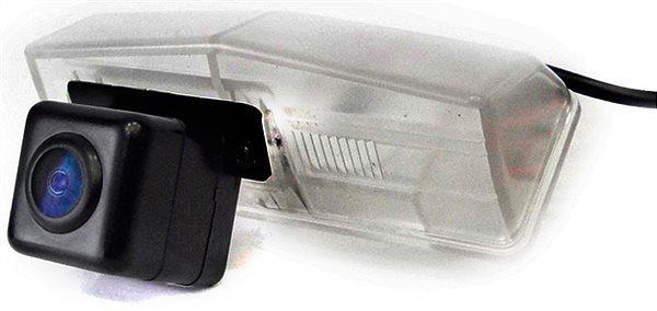 Штатная камера заднего вида Falcon SC63HCCD-170-R. Lexus CT200H