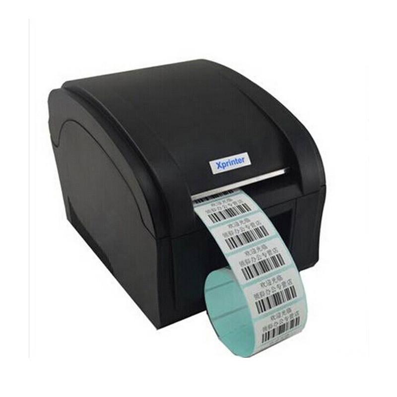 Термопринтер POS чековый принтер для чеков и этикеток XP-360B 80мм