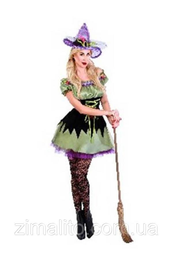 Ведьма взрослый карнавальный костюм