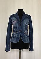 Джинсовый пиджак. Шааара!