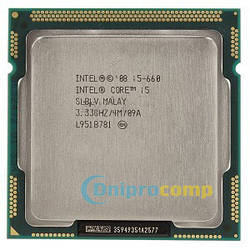 Intel Core i5-660 3.33 GHz/4M (s1156)