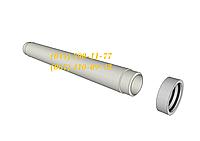 Асбестоцементные трубы напорные ВТ-9 100 (L5) (компл.)