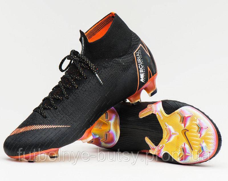 67cc1e9f6935 Футбольные бутсы Nike Superfly 6 Elite FG, цена 6 500 грн., купить в ...
