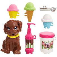 Игровой набор Барби сестричка Скиппер Вкусные развлечения / Barbie Skipper with Ice Cream & Puppy, фото 3