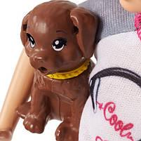 Игровой набор Барби сестричка Скиппер Вкусные развлечения / Barbie Skipper with Ice Cream & Puppy, фото 4