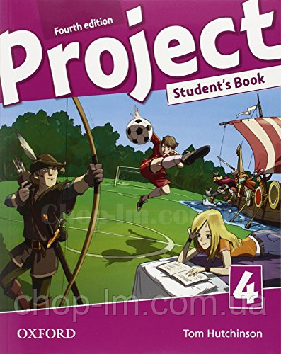 Учебник Project Fourth Edition 4 Student's Book