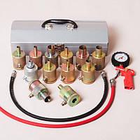 Оборудование для восстановления газомасляных амортизаторов,12 насадок (A-Profi) Украина, фото 1