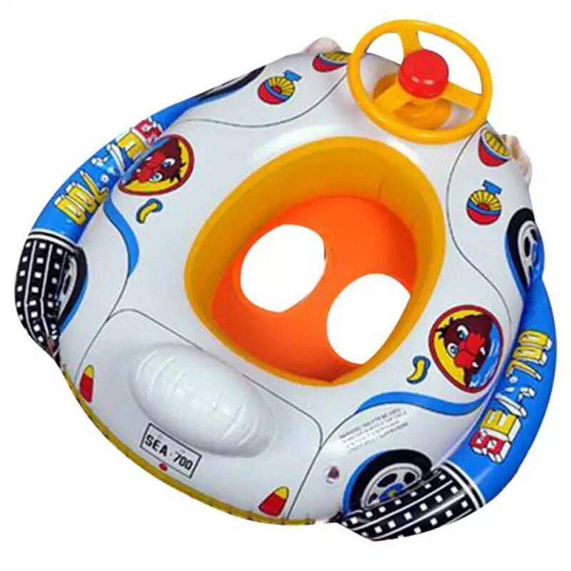 Детский надувной катер