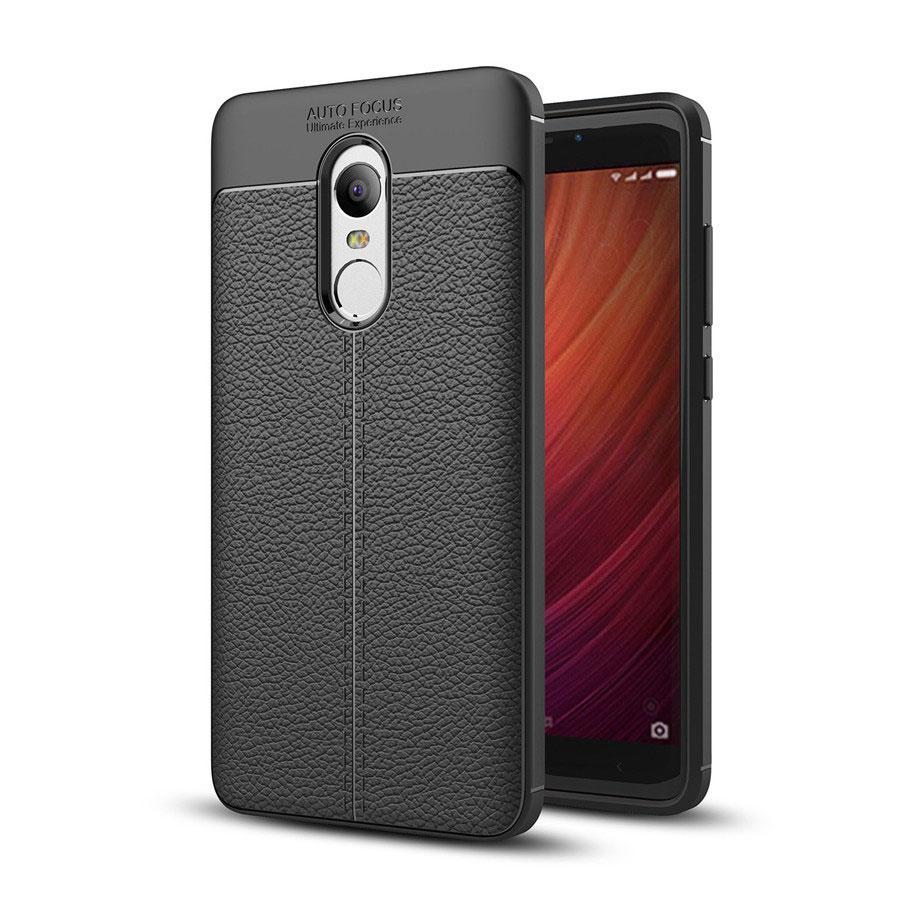 Чехол Xiaomi Redmi Note 4X / Note 4 Global / Note 4 силикон Original A