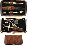 Маникюрный набор ZINGER Original  MSF-301-G подарочный (5 предметов), фото 1