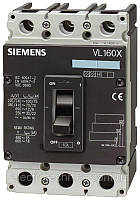 Автоматический выключатель Siemens Sentron VL160X N, 3VL1703-1DD33-8TA0