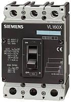 Автоматический выключатель Siemens Sentron VL160X N, 3VL1708-1DD33-0AD1