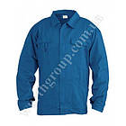 Комплект куртка и брюки синие 100% ХБ Wurth, фото 2