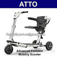 ATTO Mobility Foldable Scooter