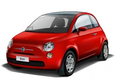 Fiat 500 (10.2007-)