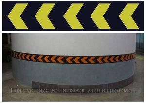 Роль резиновой накладки на стену, демпфера настенного в обеспечении безопасности на подземном паркинге