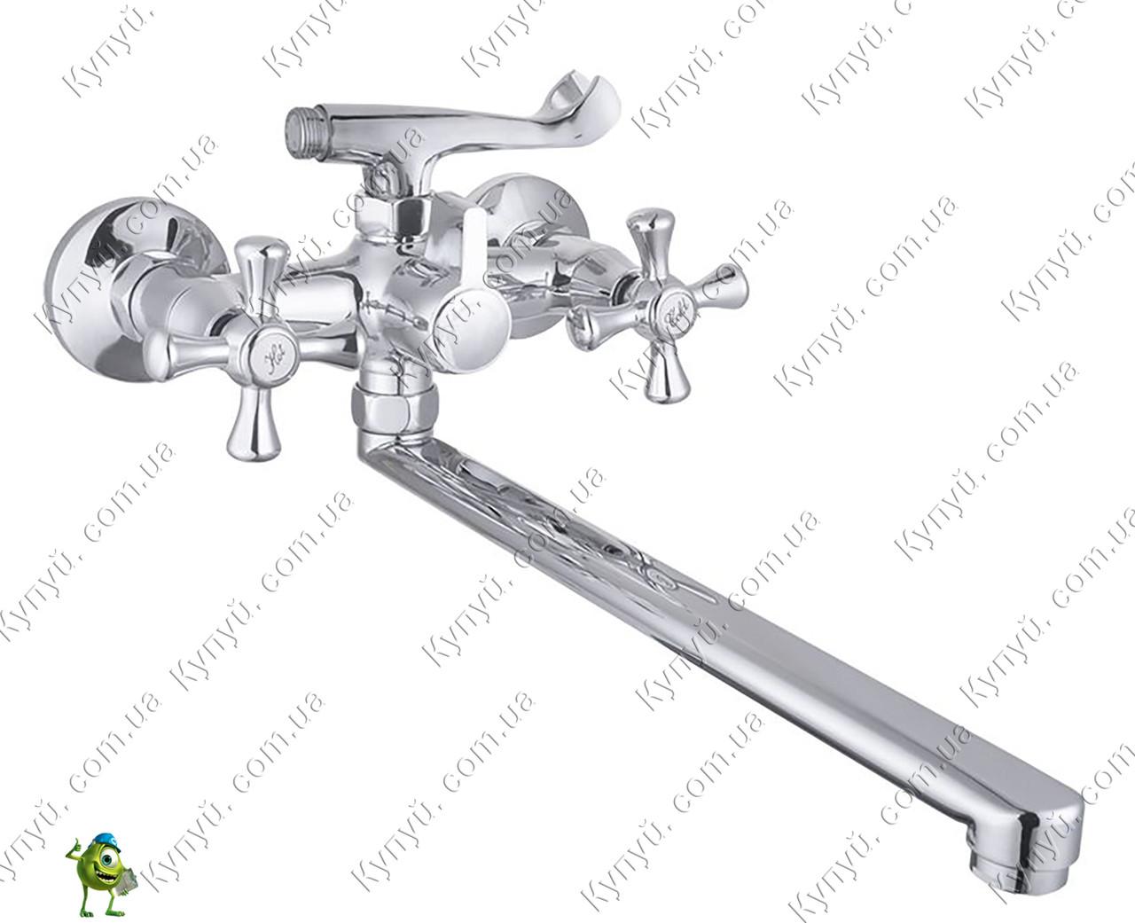 Смеситель для ванны Domino Cruize DBF-227-35F