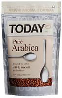 Кофе Today Pure Arabica сублимированный растворимый 75 гр.