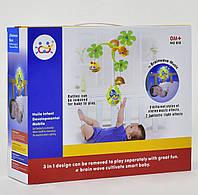 Мобіль для дитячого ліжечка «Веселий острів»