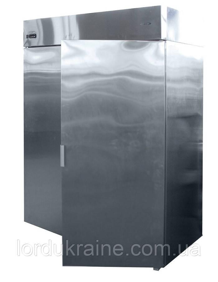 Холодильный шкаф Torino-1200Г нерж. сталь