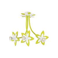 Люстра Nowodvorski FLOWERS GREEN 6898