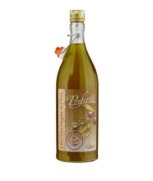 Оливковое масло I Preferiti non Filtratto 1л