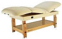 Деревянные стационарные массажные столы