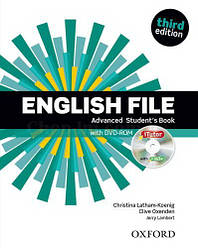 English File Third Edition Advanced Student's Book with iTutor / Учебник с диском