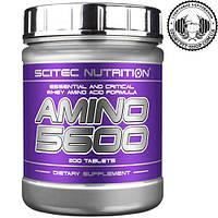 Аминокислоты Scitec Nutrition Amino 5600 200 tabl.