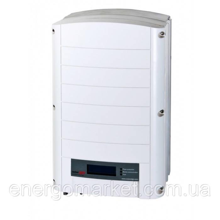 Сетевой инвертор SolarEdge SE27,6k - EUR трёхфазный