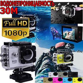 Экшн -  Камера  KickPower HD 1080P