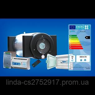 Prana 250, приточно-вытяжная промышленная установка, с рекуперацией тепла, фото 2