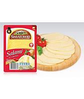 Сыр пластинами салями Swiatovid 300г