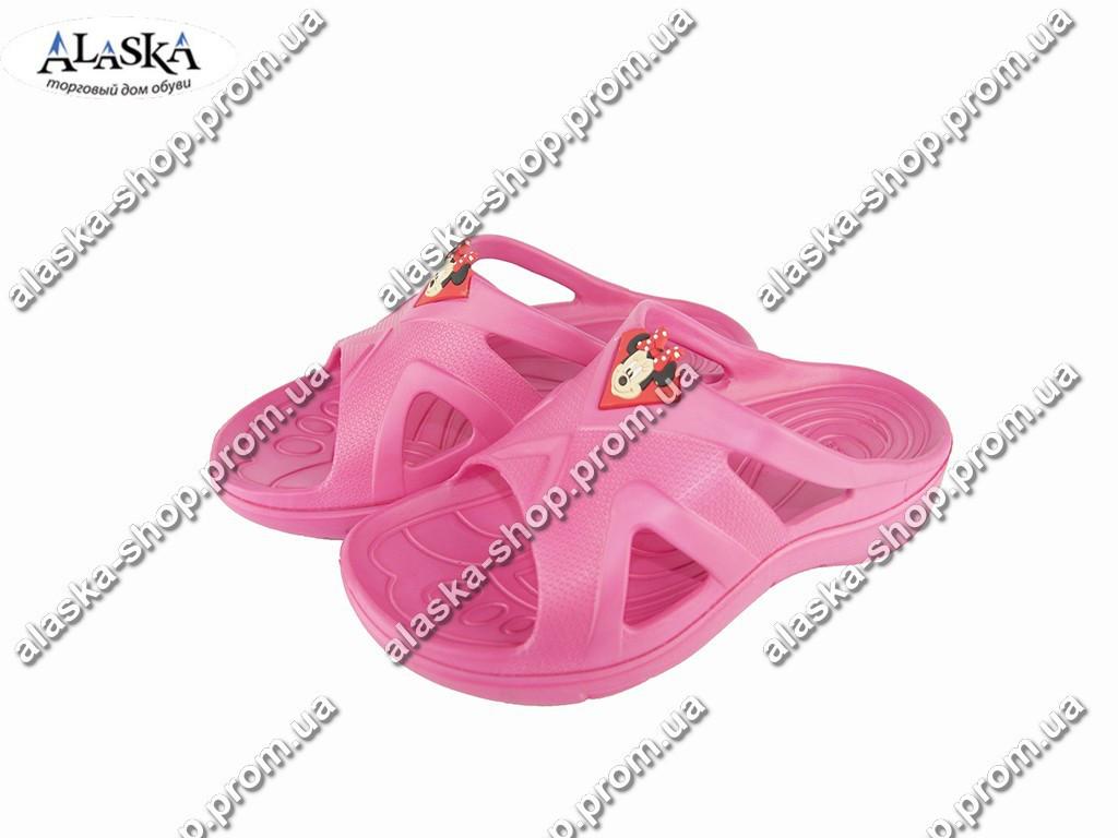 Детские шлепки (Код: Payas мики розовый )