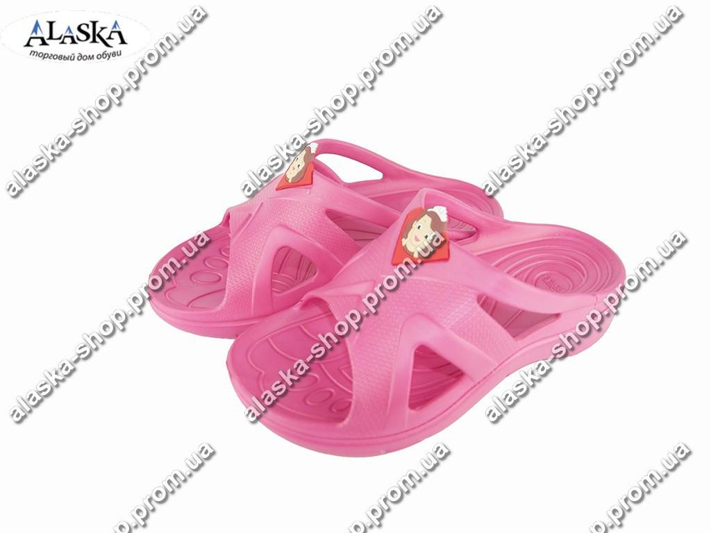 Детские шлепки (Код: Payas принцесса розовый )