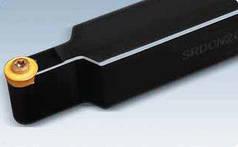 SRDCN 1010 F10 Резец проходной  (державка токарная проходная)