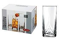 """Набор высоких стаканов 290 мл """"Триумф 41630"""" 6 шт."""
