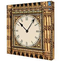 Настенные часы Биг Бен оригинальный подарок прикольный