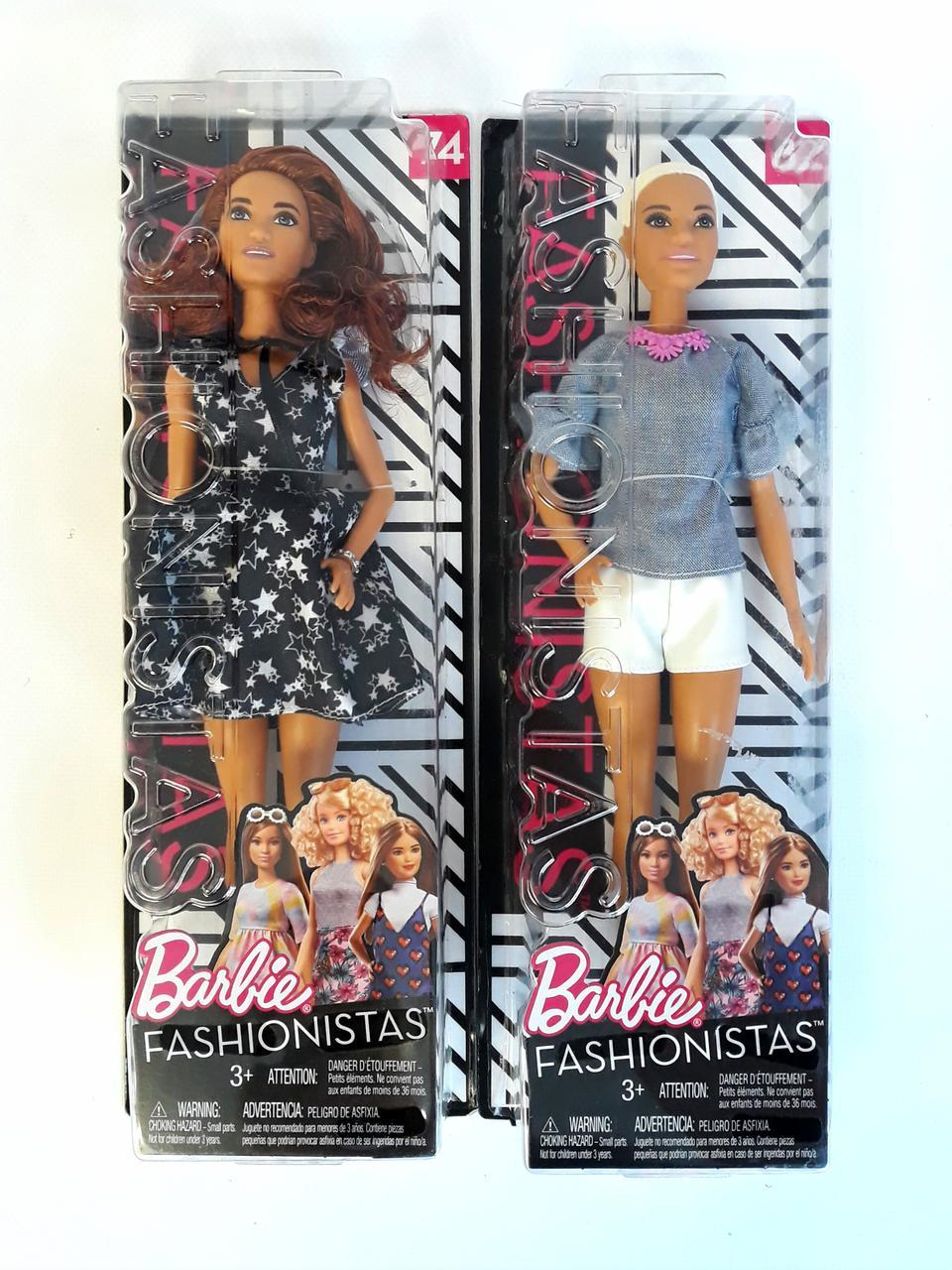Кукла Барби Модниця FBR37 Mattel Китай