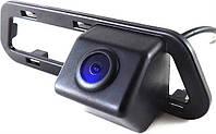 Штатная камера заднего вида Falcon SC87HCCD-170-R. Nissan 2012 Tiida, фото 1