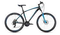 "Велосипед SPELLI SX-2700 29ER (21"") синий"