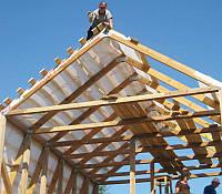 Устройство стропильной системы скатной крыши, фото 1