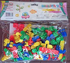 Конструктор пластмассовый Puzzle blocks