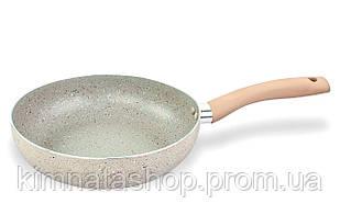 Сковородка с антипригарным покрытием Marble, 28 см