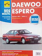 DAEWOO ESPERO  Модели 1991-2000 гг.  Руководство по ремонту и эксплуатации