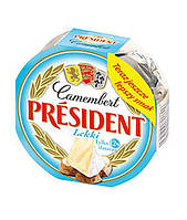 Сыр Camembert lekki President 190гр