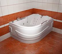 Акриловая ванна ТРИТОН РЕСПЕКТ 1800х1300х750 (Левая), фото 3
