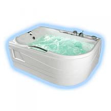 Акриловая ванна ТРИТОН РЕСПЕКТ 1800х1300х750 (Левая), фото 2