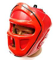 Шлем для единоборств с пластиковой маской PVC VENUM